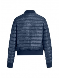 Parajumpers Sharyl blue padded bomber jacket price