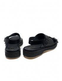 Adieu sandalo Type 140 nero in pelle prezzo