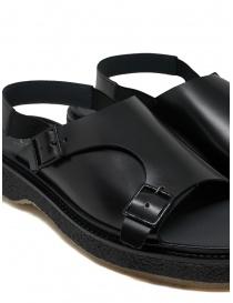 Adieu sandalo Type 140 nero in pelle calzature uomo acquista online