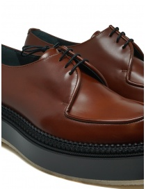 Adieu X Undercover Type 54C Mirror derby marroni dorate calzature uomo acquista online