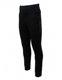 D.D.P. sporty pants in black viscose price