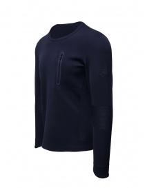 Descente Fusionknit Capsule blue sweatshirt