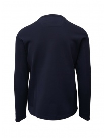 Descente Fusionknit Capsule blue sweatshirt price