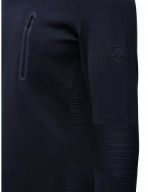 Descente Fusionknit Capsule blue sweatshirt mens knitwear buy online