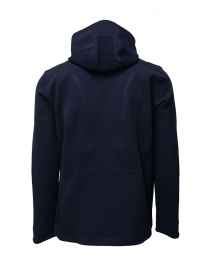 Descente Fusionknit Circuit blue hoodie sweatshirt price
