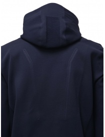 Descente Fusionknit Circuit blue hoodie sweatshirt mens knitwear price