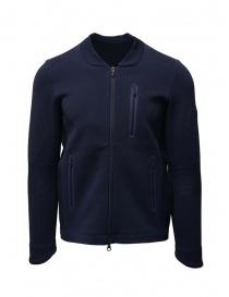 Descente Fusionknit Chrono giacca sportiva blu online