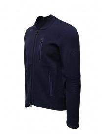 Descente Fusionknit Chrono track jacket blue buy online