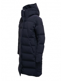 Descente Mizusawa long down jacket blue