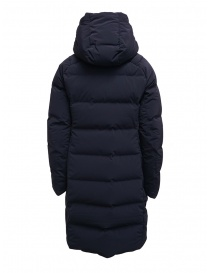 Descente Mizusawa long down jacket blue price
