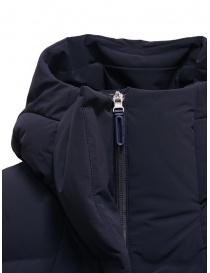 Descente Mizusawa piumino lungo blu cappotti donna acquista online