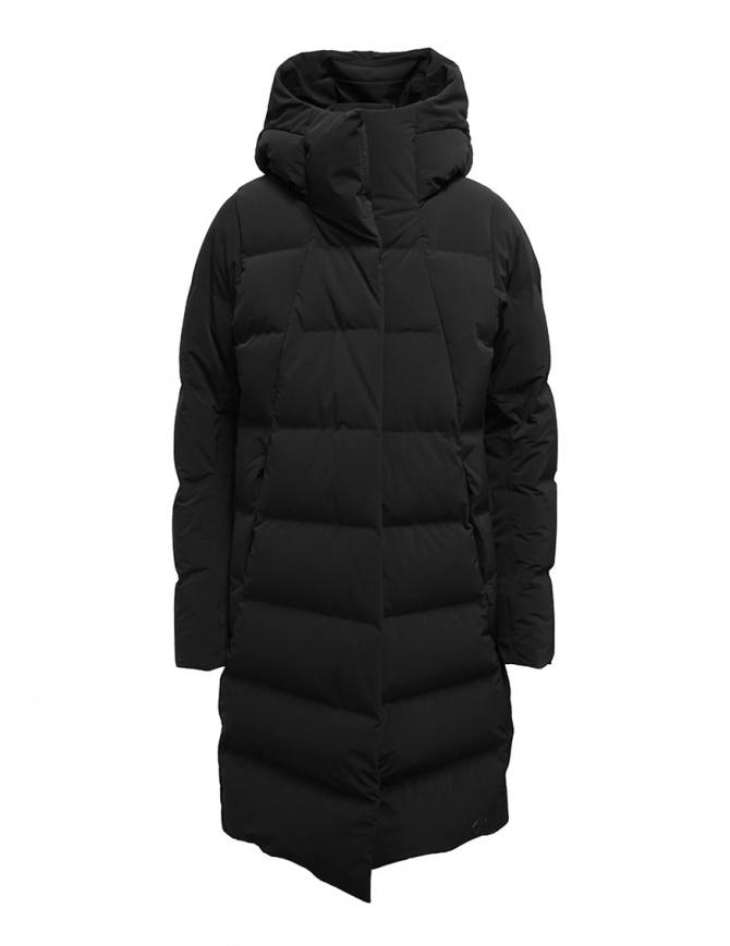 Allterrain Descente Mizusawa black long down jacket DAWOGK44U BK womens coats online shopping