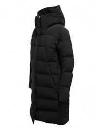 Allterrain Descente Mizusawa black long down jacket price