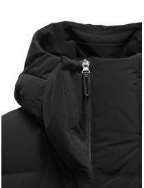 Allterrain Descente Mizusawa black long down jacket womens coats buy online