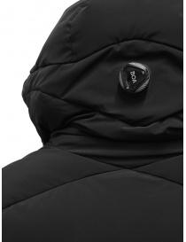 Allterrain Descente Mizusawa black long down jacket womens coats price
