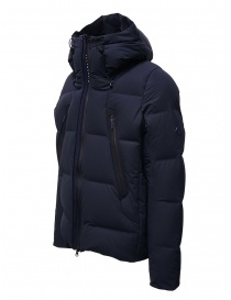 Descente Mizusawa Mountainer blue jacket