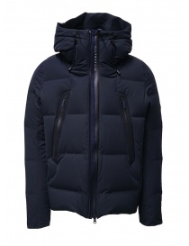 Descente Mizusawa Mountainer blue jacket online