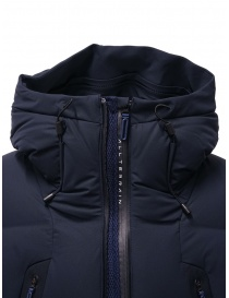 Descente Mizusawa Mountaineer giacca blu giubbini uomo acquista online