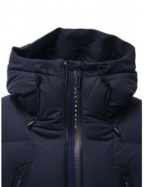 Descente Mizusawa Mountainer blue jacket mens jackets buy online