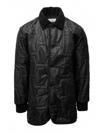 Camo Ristop black padded jacket online