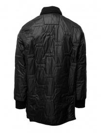Camo giacca Ristop imbottita nera giacche uomo acquista online