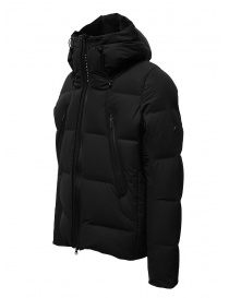 Descente Mizusawa Mountaineer black down jacket