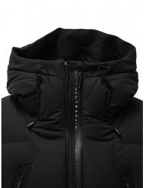 Descente Mizusawa Mountaineer black down jacket mens jackets buy online