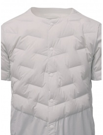 Descente white short-sleeve down jacket price