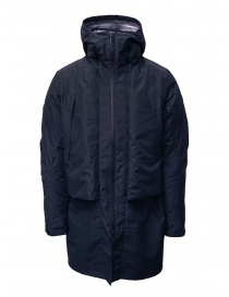 Descente Transform down blue coat online