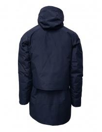 Descente Transform down blue coat price