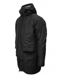Descente Transformer black down coat