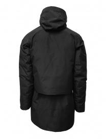 Descente Transform cappotto imbottito nero prezzo