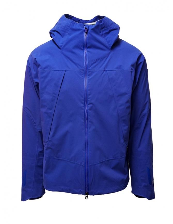 Descente StreamLine Boa giacca blu DIA3701U AZBL DESCENTE giubbini uomo online shopping