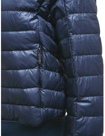 Parajumpers Sharyl blue padded bomber jacket womens jackets buy online