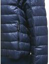Parajumpers Sharyl blue padded bomber jacket PWJCKSX33 SHARYL INTERSTELLAR buy online