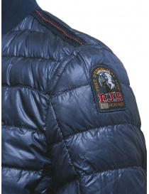 Parajumpers Sharyl blue padded bomber jacket womens jackets price