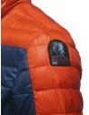 Parajumpers piumino Bredford blu e arancio prezzo PMJCKSX13 BREDFORD ORANGEshop online