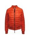 Parajumpers Sharyl orange padded bomber jacket buy online PWJCKSX33 SHARYL ORANGE
