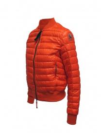 Parajumpers Sharyl orange padded bomber jacket buy online