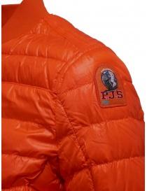 Parajumpers Sharyl orange padded bomber jacket womens jackets buy online