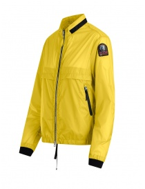 Parajumpers Soro yellow windbreaker