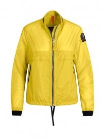 Parajumpers Soro giacca a vento gialla PWJCKSA31 SORO LEMON order online