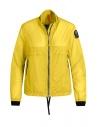 Parajumpers Soro yellow windbreaker buy online PWJCKSA31 SORO LEMON