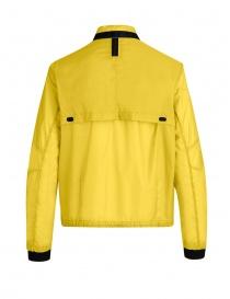 Parajumpers Soro yellow windbreaker price