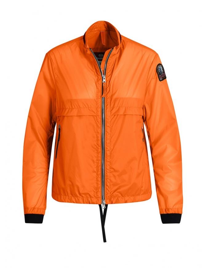 Parajumpers Soro giacca a vento arancione PWJCKSA31 SORO ORANGE giubbini donna online shopping