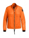 Parajumpers Soro orange windbreaker buy online PWJCKSA31 SORO ORANGE