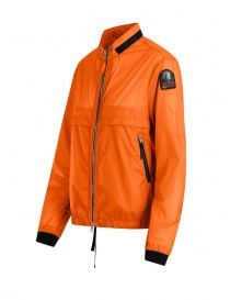 Parajumpers Soro orange windbreaker