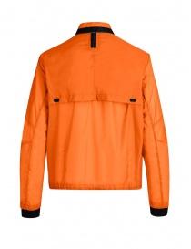 Parajumpers Soro giacca a vento arancione prezzo