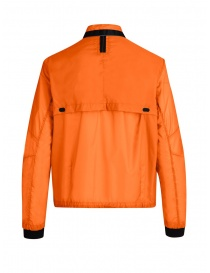 Parajumpers Soro orange windbreaker price