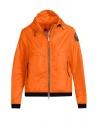 Parajumpers Ibuki orange hoodie windbreaker buy online PWJCKSA32 IBUKI ORANGE